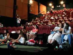 CineMaterna, vida social para mães de bebê!