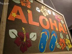 Aloha, hoje tem festa!