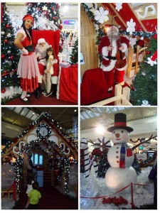 Natal no Shopping Guararapes!