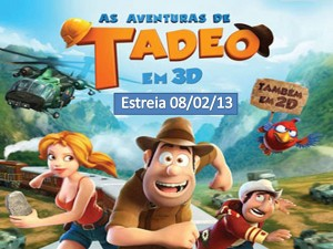 As aventuras de Tadeo Jones
