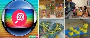 Dicas Miúdas na Globo
