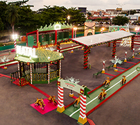 Shopping Guararapes: Parque do Natal
