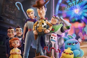 Cinema: Toy Story 4