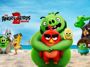 Cinema: Angry Birds 2