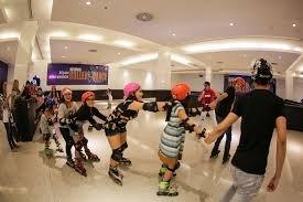 Roller Dance: Patinação